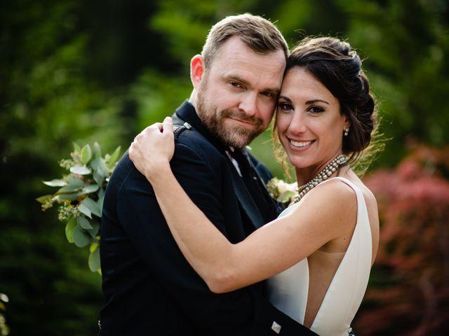 The wedding of Kayla and Chris
