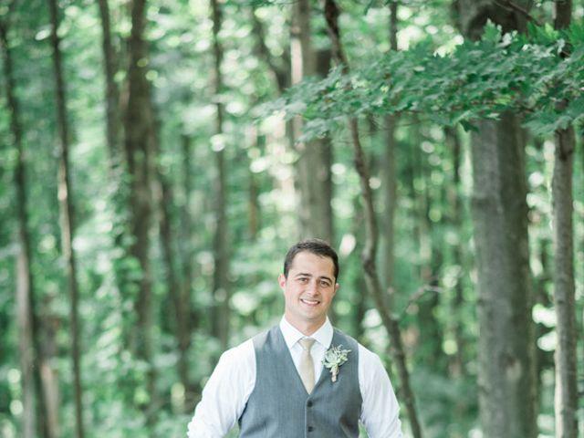 Heather and Scott's Wedding in Portersville, Pennsylvania 11