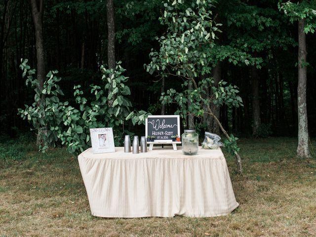Heather and Scott's Wedding in Portersville, Pennsylvania 13