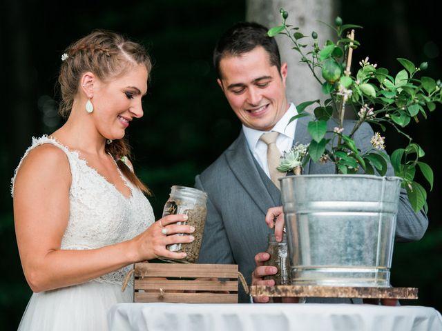 Heather and Scott's Wedding in Portersville, Pennsylvania 16