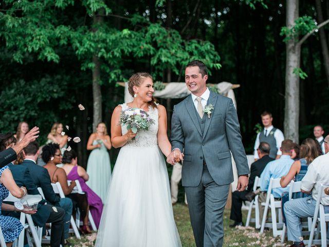 Heather and Scott's Wedding in Portersville, Pennsylvania 18
