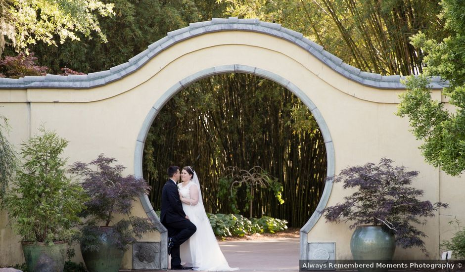 Cory and Sabrina's Wedding in Jacksonville, Florida