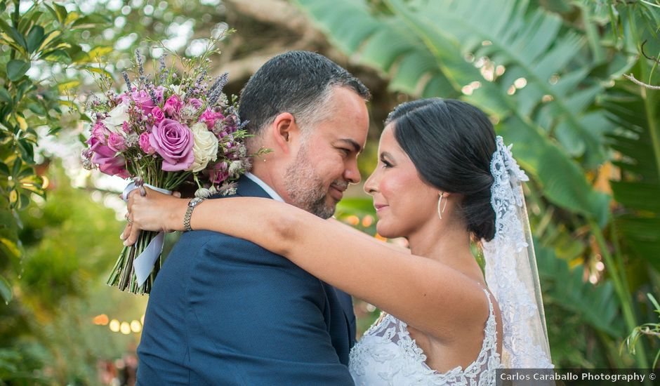Josué and Shakira's Wedding in Trujillo Alto, Puerto Rico
