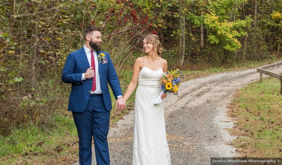 Ryan and Joese's Wedding in Asheville, North Carolina