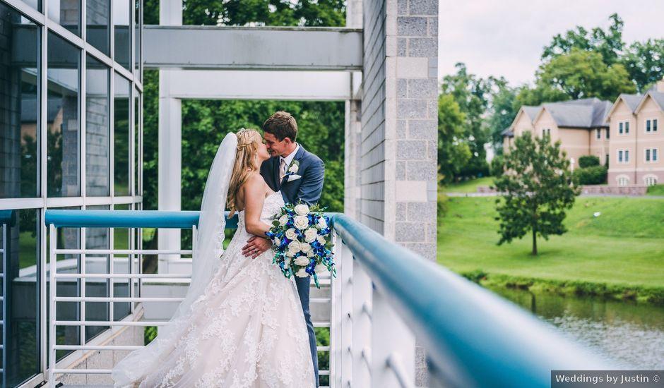 Daulton and Dawn's Wedding in Pottstown, Pennsylvania