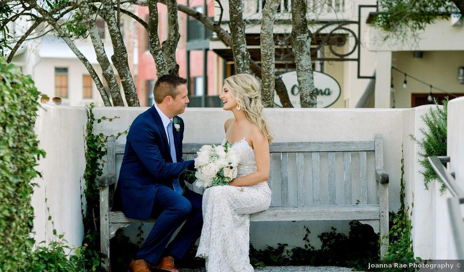 Josh and Kelly's Wedding in Rosemary Beach, Florida
