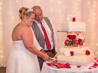 The wedding of Christine and Aram 2