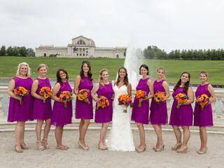 Jill and John's Wedding in Saint Louis, Missouri 3