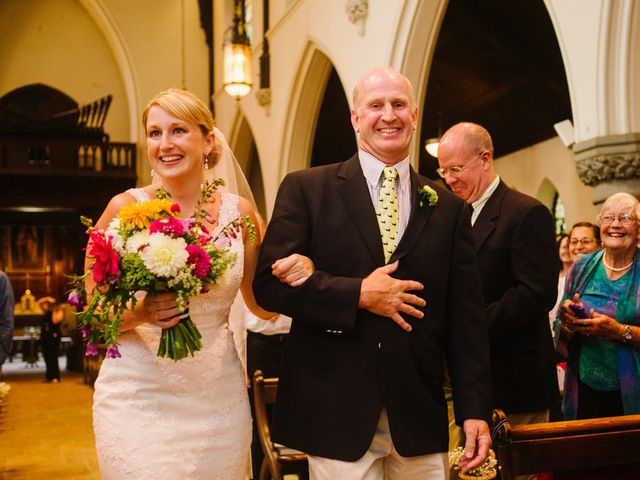 Courtney and Andrew's Wedding in Portland, Maine 5