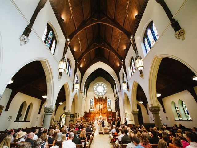 Courtney and Andrew's Wedding in Portland, Maine 6