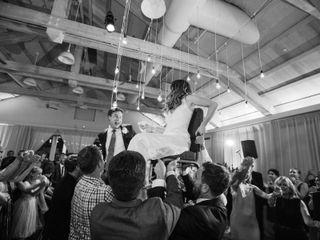 The wedding of Abbye and Joe 1