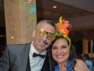 The wedding of Juan and paula 1