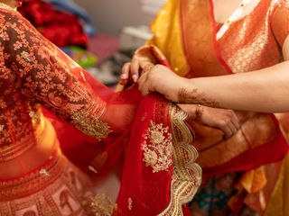The wedding of Apoorv and Prachi 3