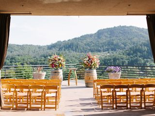Kim and Kyle's Wedding in Geyserville, California 8