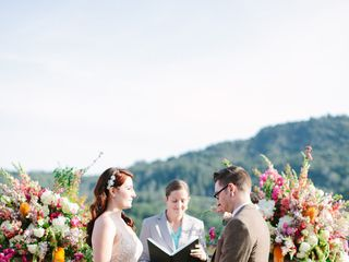 Kim and Kyle's Wedding in Geyserville, California 10