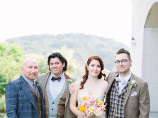 Kim and Kyle's Wedding in Geyserville, California 11