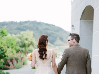Kim and Kyle's Wedding in Geyserville, California 19