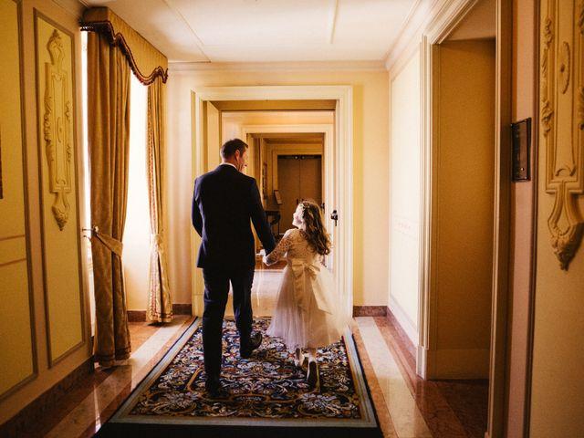 Mark and Lynda's Wedding in Rome, Italy 14