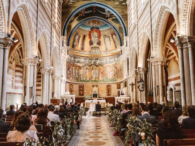 Mark and Lynda's Wedding in Rome, Italy 28