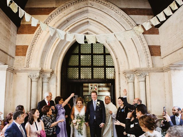 Mark and Lynda's Wedding in Rome, Italy 1
