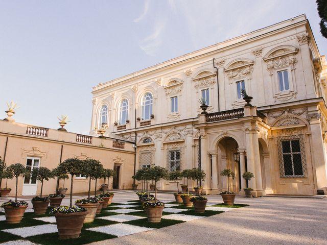 Mark and Lynda's Wedding in Rome, Italy 39