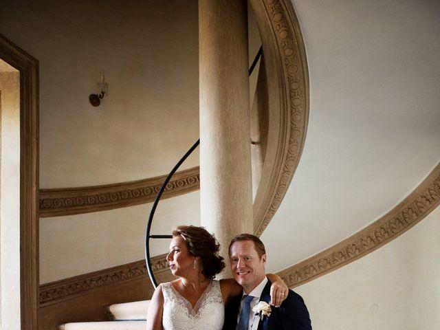 Mark and Lynda's Wedding in Rome, Italy 47