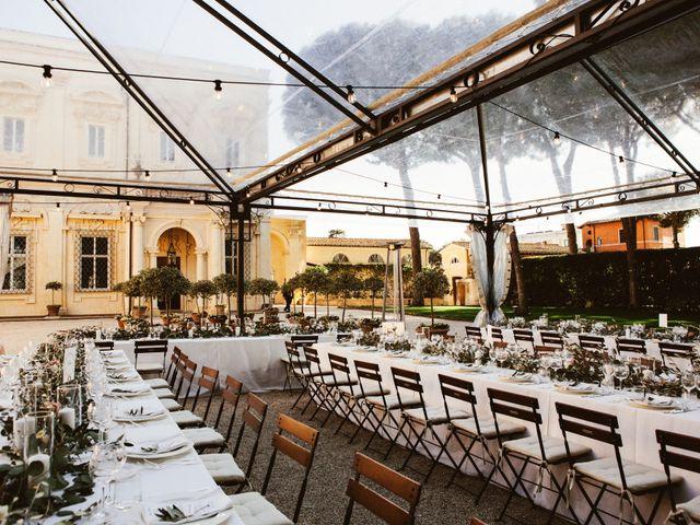 Mark and Lynda's Wedding in Rome, Italy 51