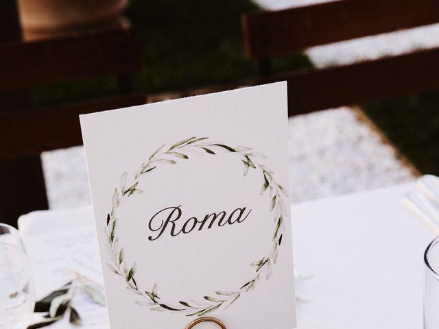 Mark and Lynda's Wedding in Rome, Italy 53