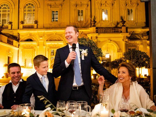 Mark and Lynda's Wedding in Rome, Italy 56