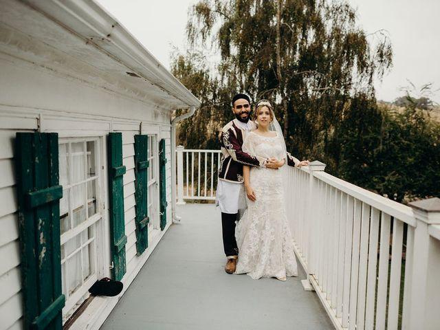The wedding of Adriana and Mohaimen