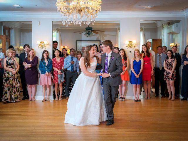 Tim and Melanie's Wedding in Brandon, Vermont 1