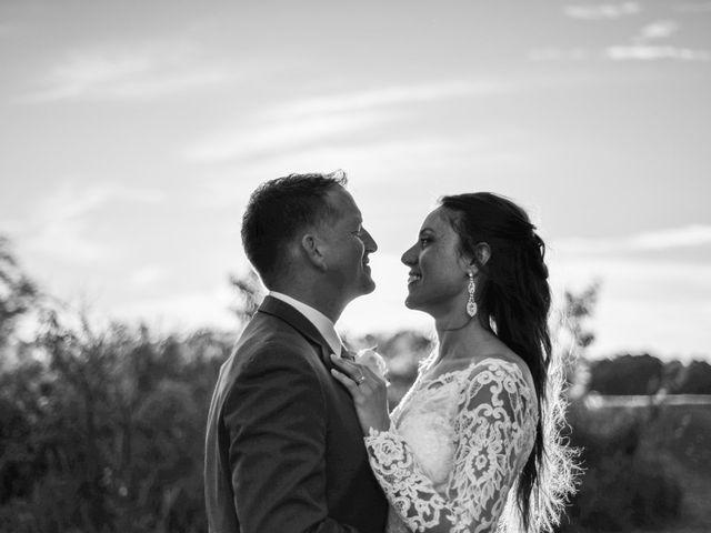 Titus and Melinda's Wedding in Cadillac, Michigan 1