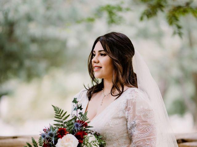 The wedding of Amanda and Dennis