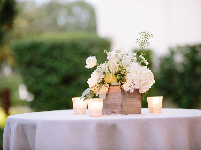 Joe and Abbye's Wedding in Calistoga, California 5