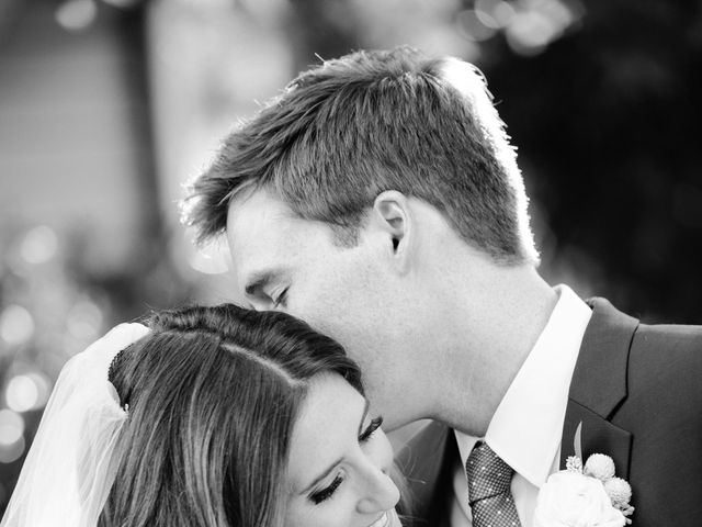 Joe and Abbye's Wedding in Calistoga, California 8