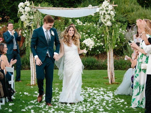 Joe and Abbye's Wedding in Calistoga, California 9