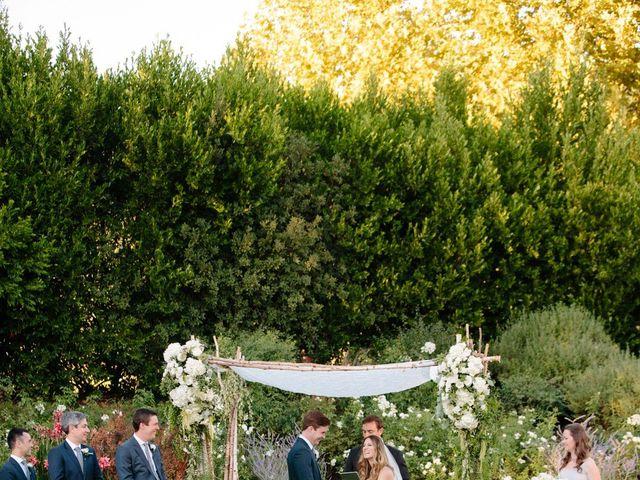Joe and Abbye's Wedding in Calistoga, California 11