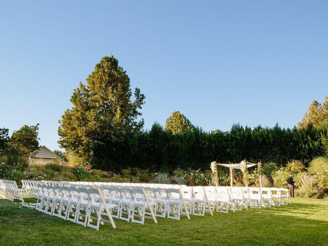 Joe and Abbye's Wedding in Calistoga, California 14
