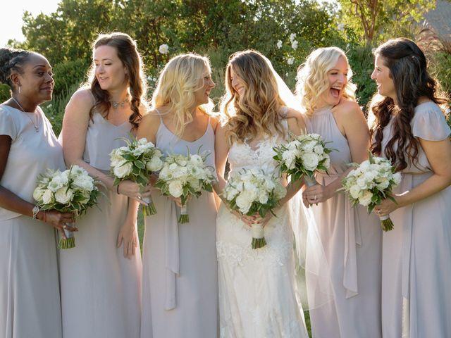 Joe and Abbye's Wedding in Calistoga, California 15