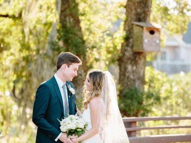 The wedding of Abbye and Joe