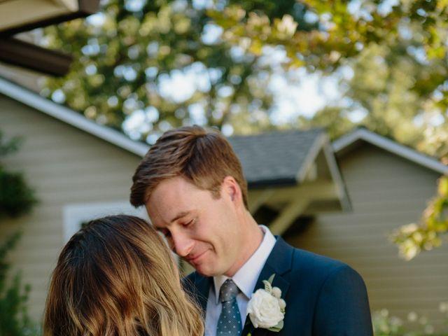 Joe and Abbye's Wedding in Calistoga, California 18