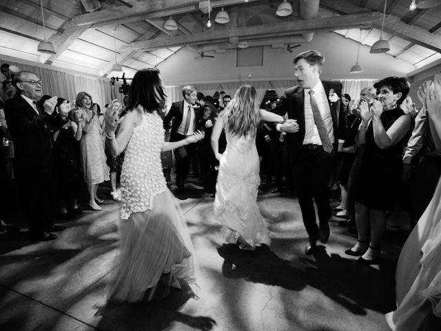 Joe and Abbye's Wedding in Calistoga, California 33