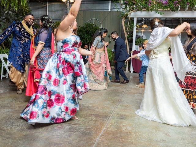 Prachi and Apoorv's Wedding in Salt Lake City, Utah 8