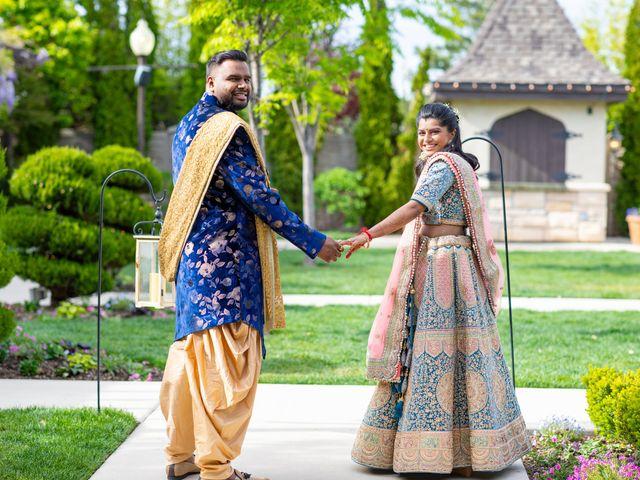 Prachi and Apoorv's Wedding in Salt Lake City, Utah 56