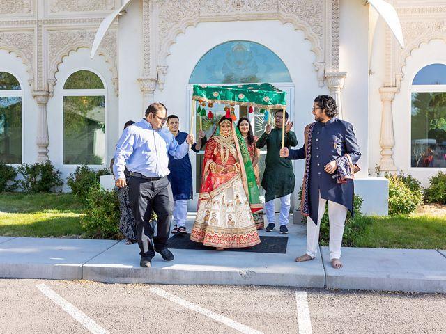 Prachi and Apoorv's Wedding in Salt Lake City, Utah 66