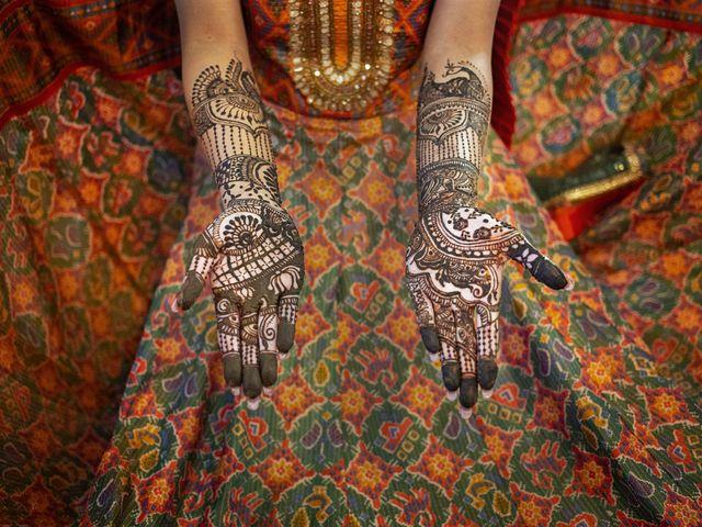 The wedding of Apoorv and Prachi
