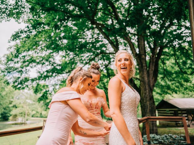 Scott and Nicole's Wedding in Knoxville, Tennessee 11