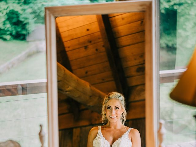 Scott and Nicole's Wedding in Knoxville, Tennessee 12