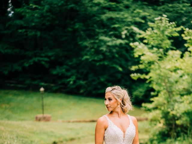 Scott and Nicole's Wedding in Knoxville, Tennessee 20