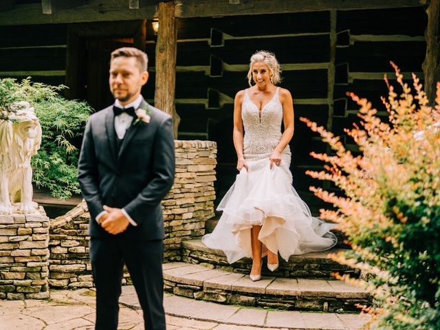 Scott and Nicole's Wedding in Knoxville, Tennessee 26